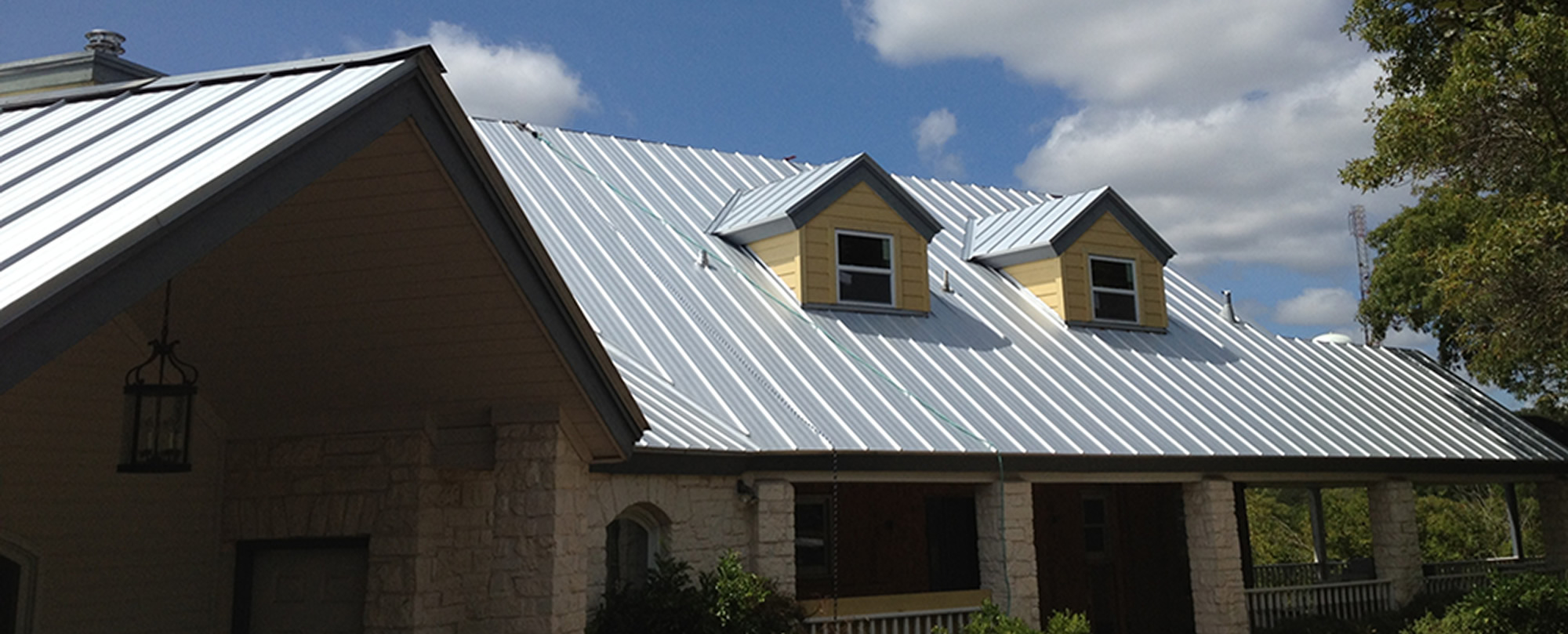 Platinum Roofing Texas Home